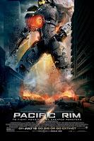 Pacific Rim Guillermo del Toro Poster