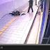 "(VIDEO) Rakaman Pasangan Hilang ""DI TELAN"" Jalan Jadi Viral"