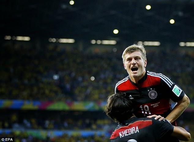 Toni Kroos FIFA 2014