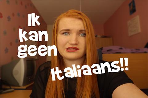 Ik kan geen Italiaans!!
