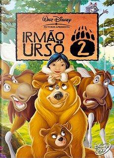 Baixar Filme Irmão Urso 2 DVDRip AVI + RMVB Dublado