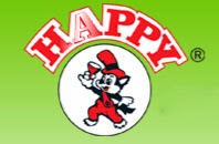 happy foods logo