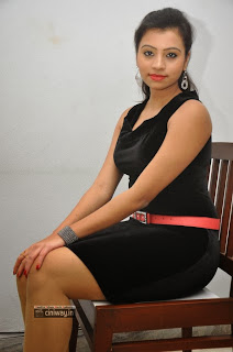 Actress-Priyanka-Stills-at-Adi-Lekka-Audio-Success-Meet
