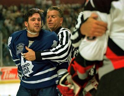Steve Sullivan Leafs