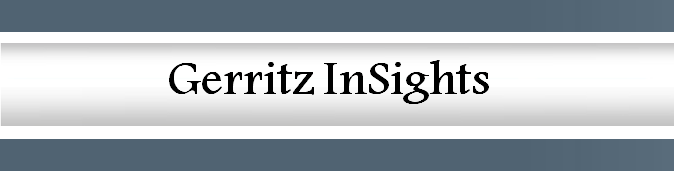 Gerritz InSights
