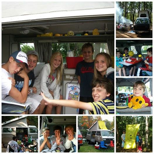 Camping can be fun and green, too! Involve the whole family. Read How
