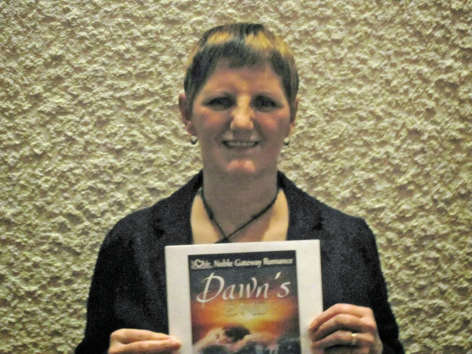 Writer Bonnie Ferrante
