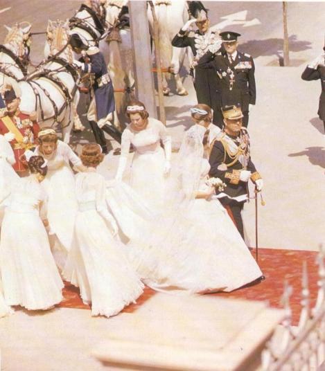 king juan carlos i of spain. Juan Carlos is a grandson of