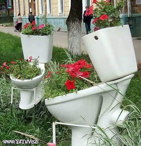 mobiliario urbano jardineras v