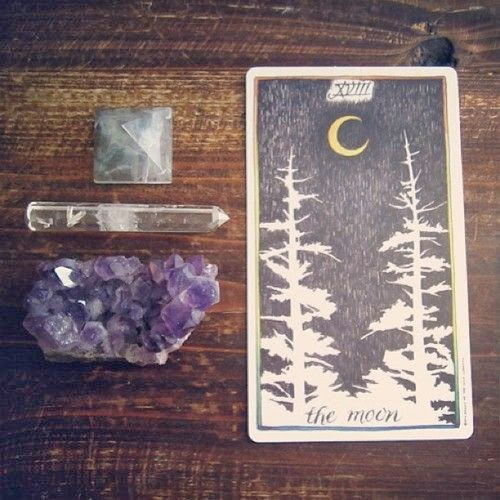 Moon To Moon Decorating With Crystals Amethyst