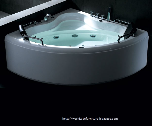 All About Home Decoration Furniture Whirlpool Bathtubs