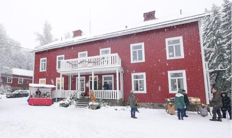 Julmarknad i Rytterne 15-16 december.