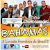 Banda Bahamas - (CD) Promocional  - 2015 OFICIAL - EX: BANDA PHAPHIRÔ