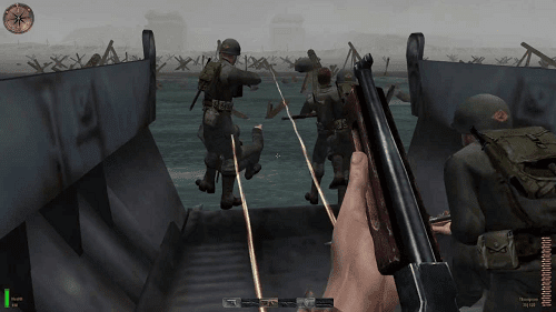 Medal Of Honor Allied Assault Full Version PC 1