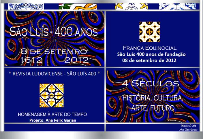Revista Ludovicense - São Luís 400