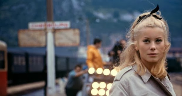 the umbrellas of cherbourg review Umbrellas of cherbourg, the (france, 1964) a movie review by james berardinelli by the 1990s, the movie musical has become a dead art form four recent revival attempts have not been met enthusiastically the first two, newsies and sarafina, went to video after approximately one-week theatrical runs (even the disney.