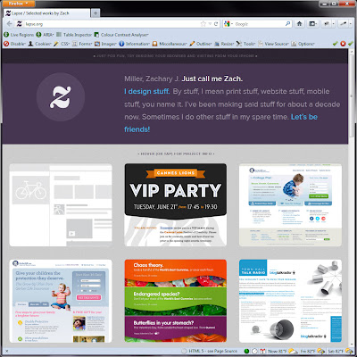 Screen shot of http://lapse.org/.
