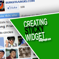Sticky Valid HTML5 dan CSS3