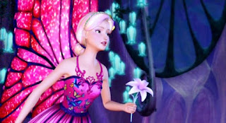 Gambar wallpaper Barbie Mariposa