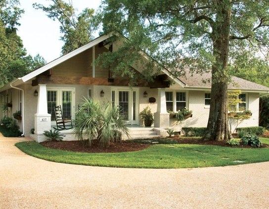 Exterior paint ideas for ranch style homes home painting for Exterior ranch home designs