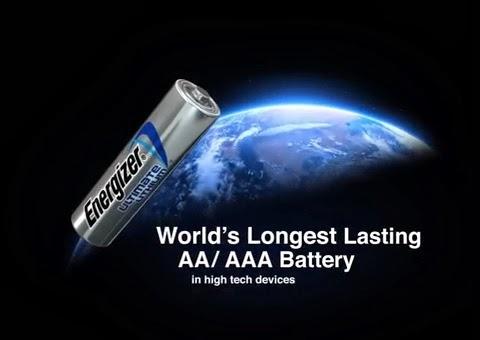 longest lasting batteries
