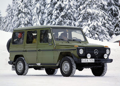 Mercedes Benz G Class Standard Resolution Wallpaper