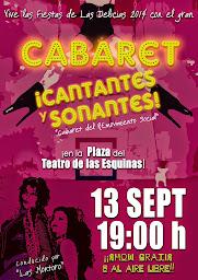 cabaret cantantes y sonantes