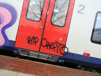 rip graffiti