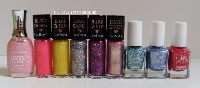 Sally Hansen, Hard Candy, Julie G