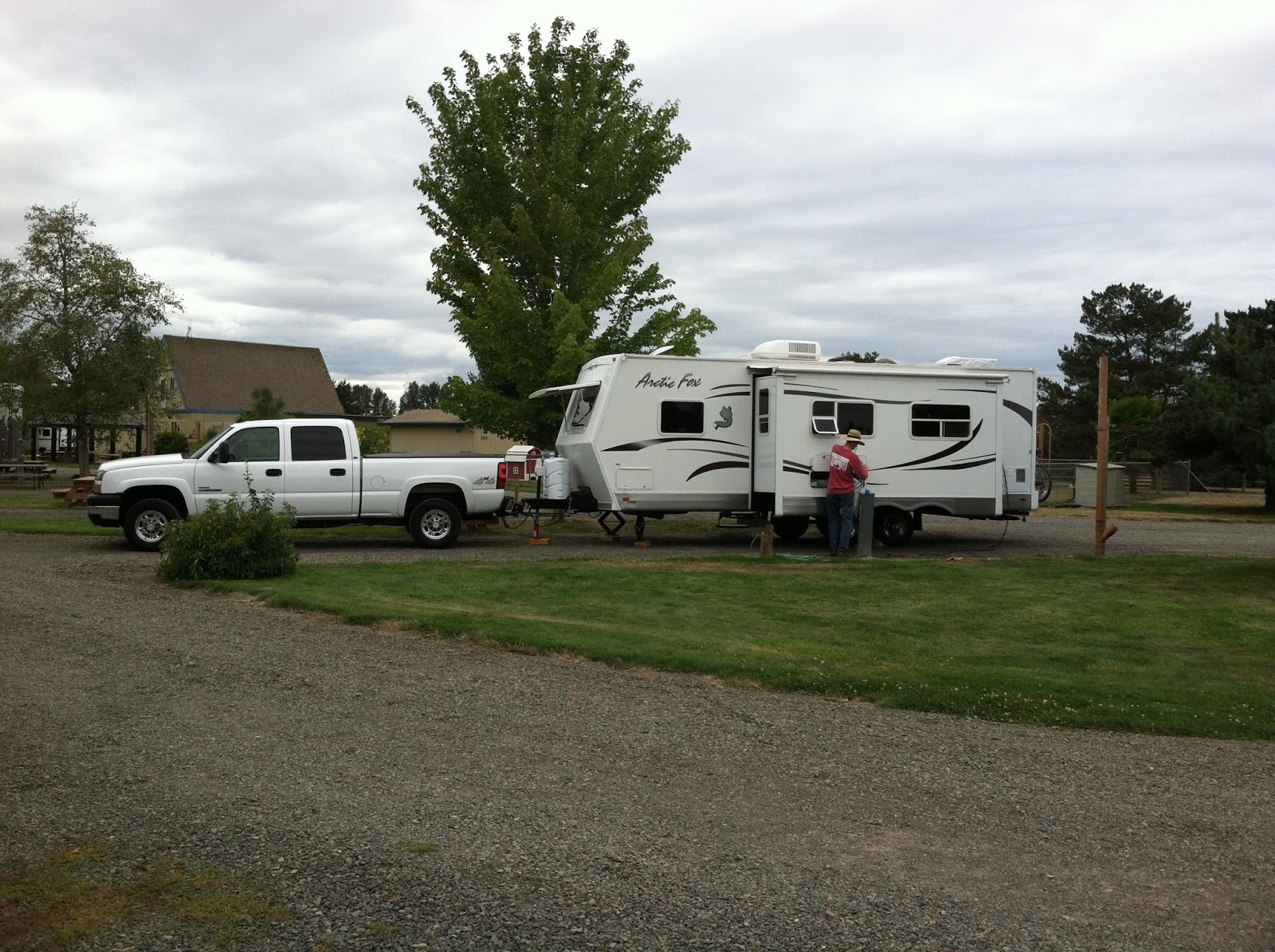The Rv Adventures Of Mark And Sherry Lewis September 2013