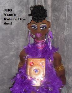 Jungle Beauty Goddess Namib