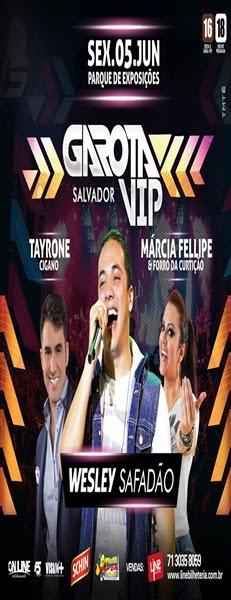 GAROTA VIP SALVADOR
