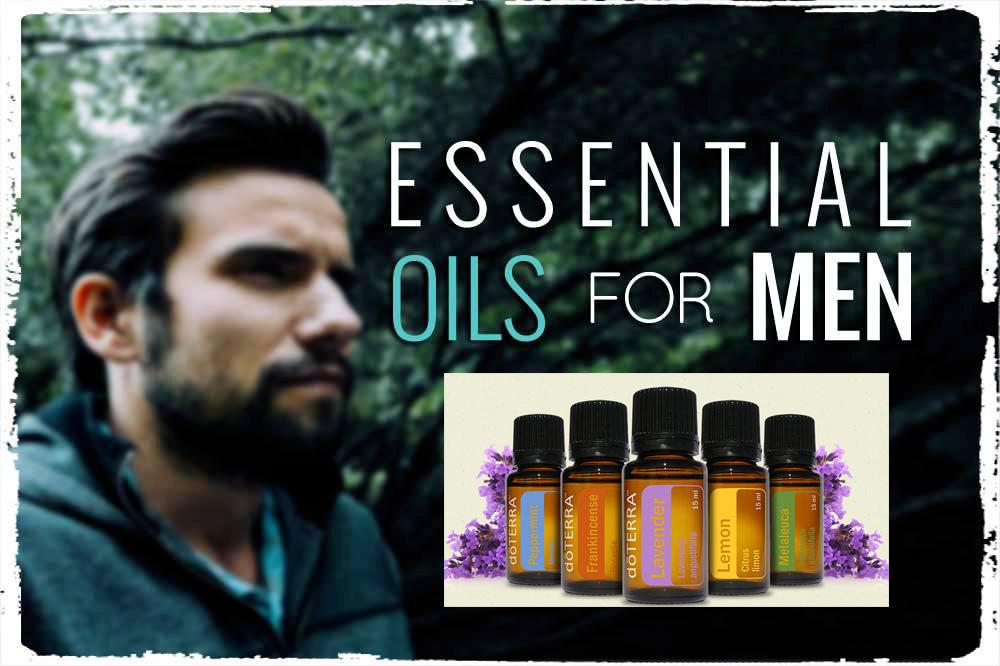 Ghid de utilizare de uleiuri esențiale DōTERRA (nu numai) pentru bărbați