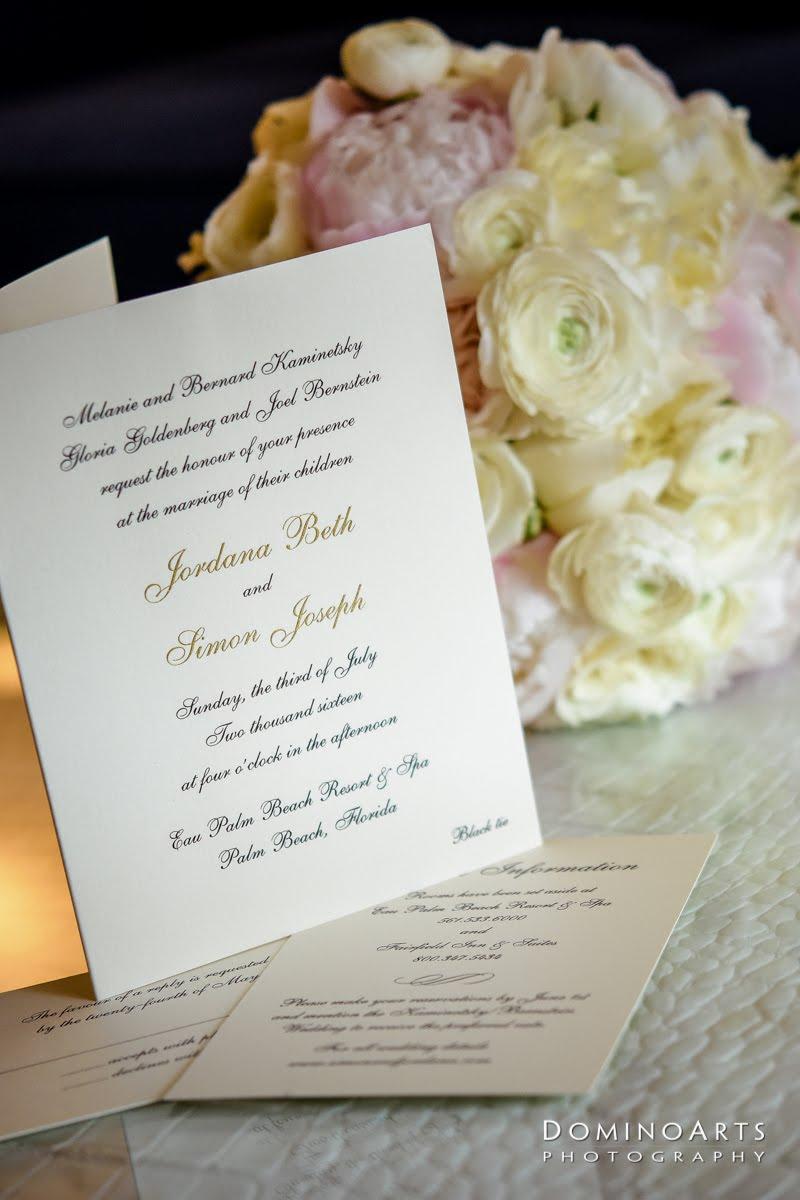 Jennifer J Events: Luxury Modern Orthodox Jewish Wedding | Palm ...