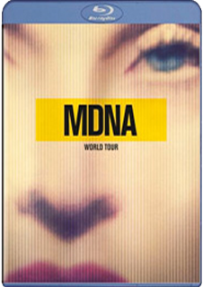 Mdna World Tour - Blu-ray