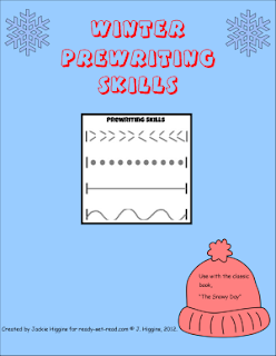 free printable, The Snowy Day, Ezra Jack Keats, winter preschool themes, ready set read, images
