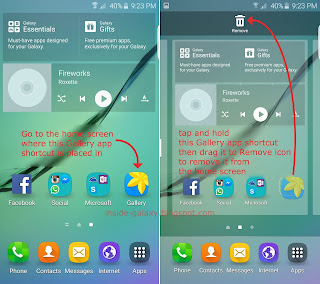 how to delete apps on samsung galaxy