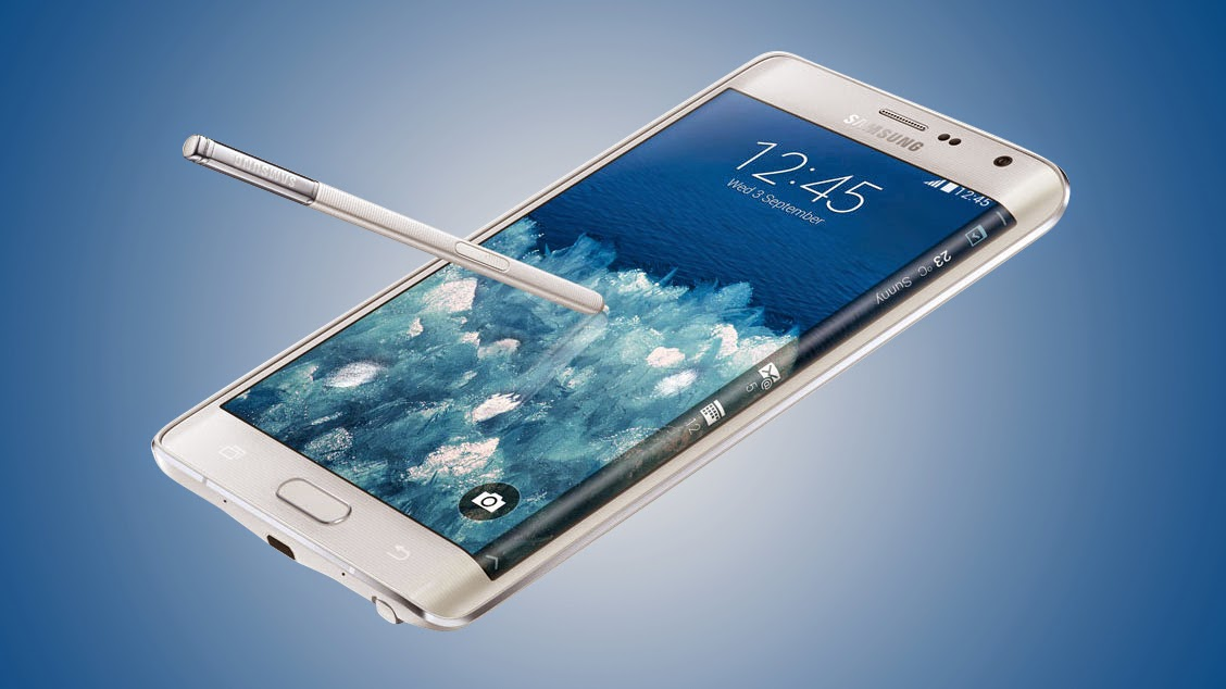 Samsung Galaxy Note Edge latest