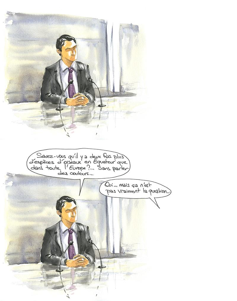 Manuel Valls a besoin de biodiversité