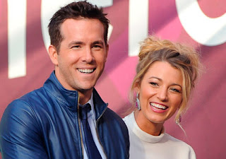 Hollywood stars Ryan Reynolds and Blake Lively are 'blissfully in love'