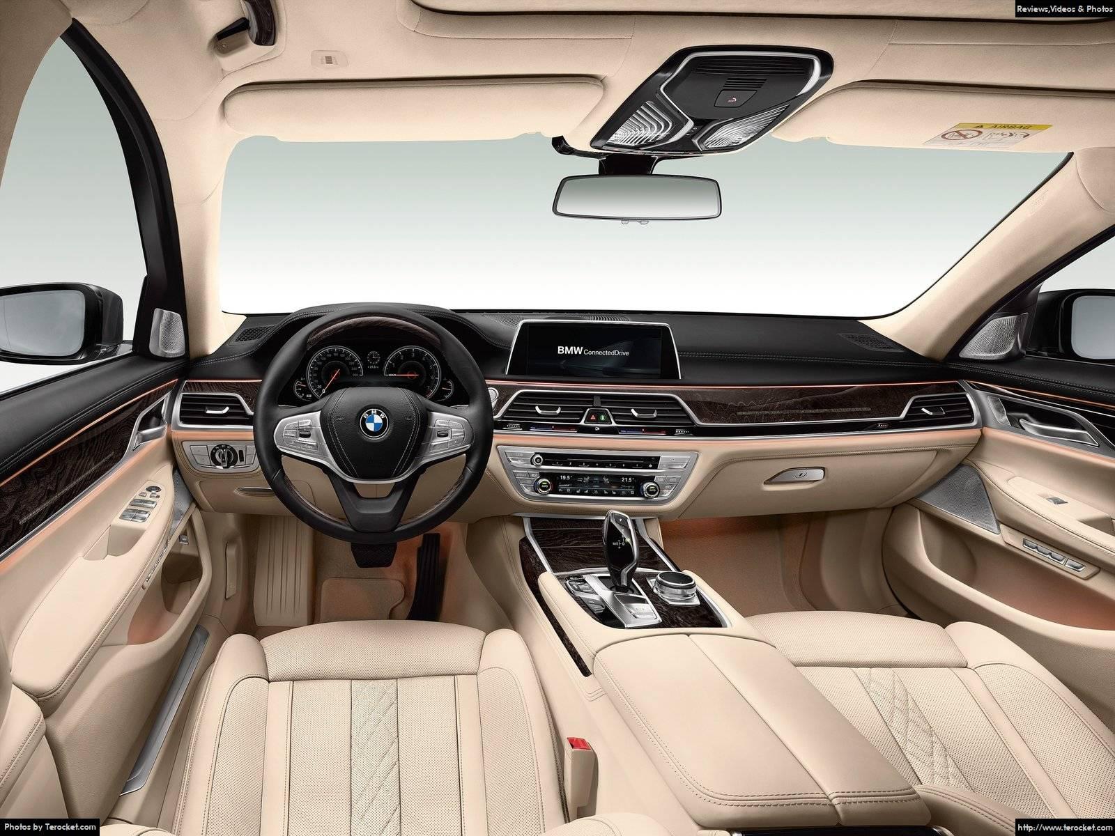 Hình ảnh xe ô tô BMW 7-Series 2016 & nội ngoại thất