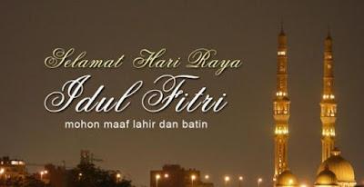 Selamat Idul Fitri 1 Syawal 1436 H