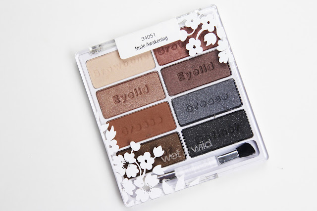 "Wet 'n' Wild Spring Forward Color Icon Eyeshadow Palette in ""Nude Awakening"""