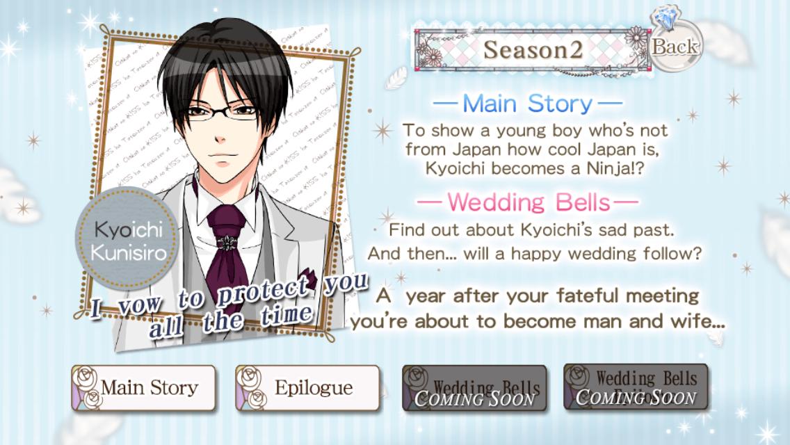 My forged wedding yamato epilogue