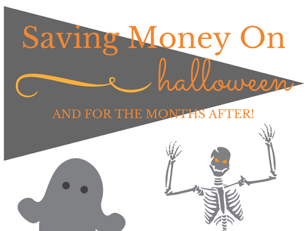 Saving Money on Halloween (and After)