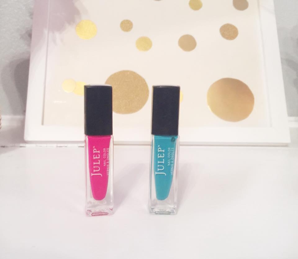 Julep Summer Nail polish