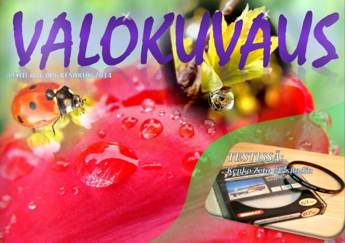 VALOKUVAUS-LEHTI 2014/06