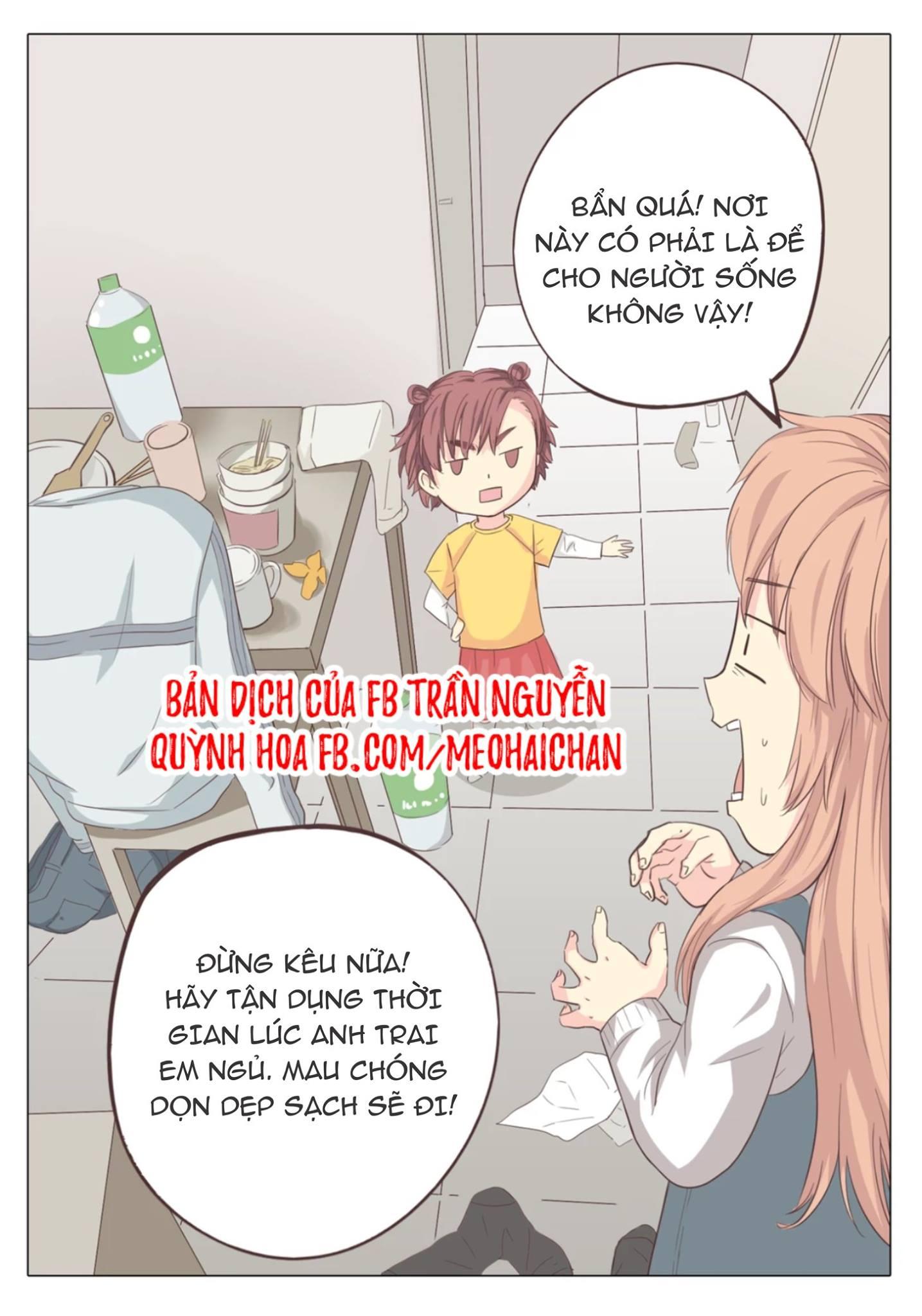 Xin Chào! Dân Nữ chap 33 Trang 29 - Mangak.info