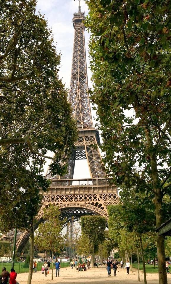 Ah....Paris!