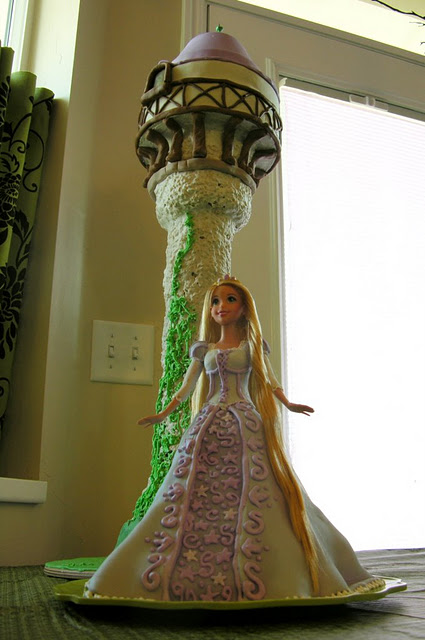 Rapunzel Cake Decor : Be Different...Act Normal: Rapunzel Party Ideas [Tangled Birthday Party]